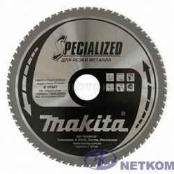 Makita B-29387 Диск Пильный {ф185х30х1.45мм,70зуб,д\тонк металла}