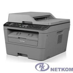 Brother MFC-L2700DW МФУ, A4, 32Мб, 26стр/мин, факс, GDI, дуплекс, ADF35, LAN, WiFi, USB, старт.картридж 700стр (MFCL2700DWR1)