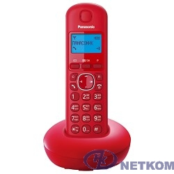 Panasonic KX-TGB210RUR красный Радиотелефон