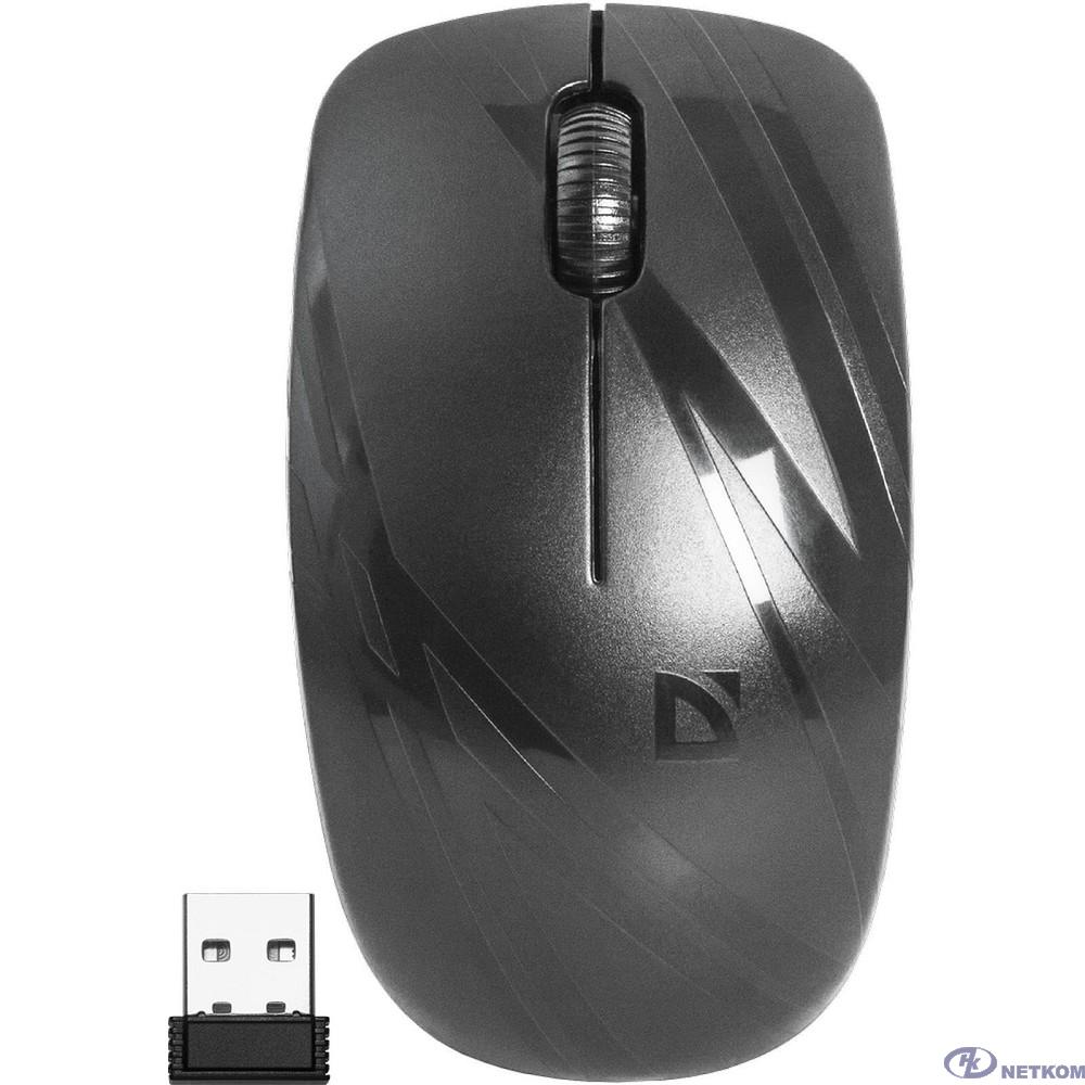 Defender Datum MM-035 Black USB [52035] {3 кнопки,800-1600 dpi}