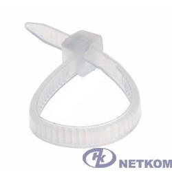 REXANT (07-0300) Хомут nylon 4.0 х 300 мм 100 шт белый