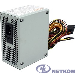 Exegate EX221635RUS / 251752  Блок питания 300W ITX-M300, SFX, 8cm fan, 24+4pin, 2*SATA, 1*FDD, 1*IDE