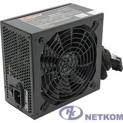 Exegate EX221642RUS Блок питания 600W ATX-600PPX RTL, black, active PFC, 13,5cm, 20+4pin/4+4pin/PCI-E/4IDE/5SATA