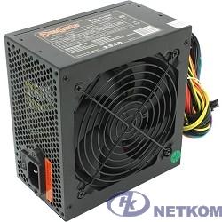 Exegate EX219465RUS Блок питания 600W ATX-XP600 OEM, black, 12cm fan, 24+4p, (6+2)p PCI-E, 3*SATA, 1*FDD, 2*IDE