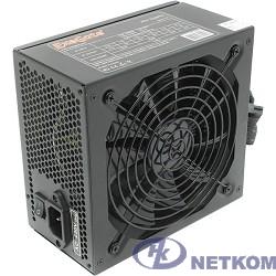 Exegate EX220362RUS Блок питания 700W ATX-700PPX RTL, black, active PFC, 13.5cm,20+4pin/4+4pin/PCI-E/3*IDE/7SATA