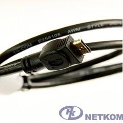 TV-COM Кабель HDMI to MiniHDMI ver1.4V+3D, 1m  (CG580M-1M) [6926123462669]