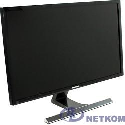 "LCD Samsung 28"" U28E590D черный {TN+film LED 3840x2160 1мс 60 Гц 16:9 700:1 370cd 170гр/160гр DisplayPort HDMI*2} [LU28E590DS/CI / LU28E590DS/RU]"