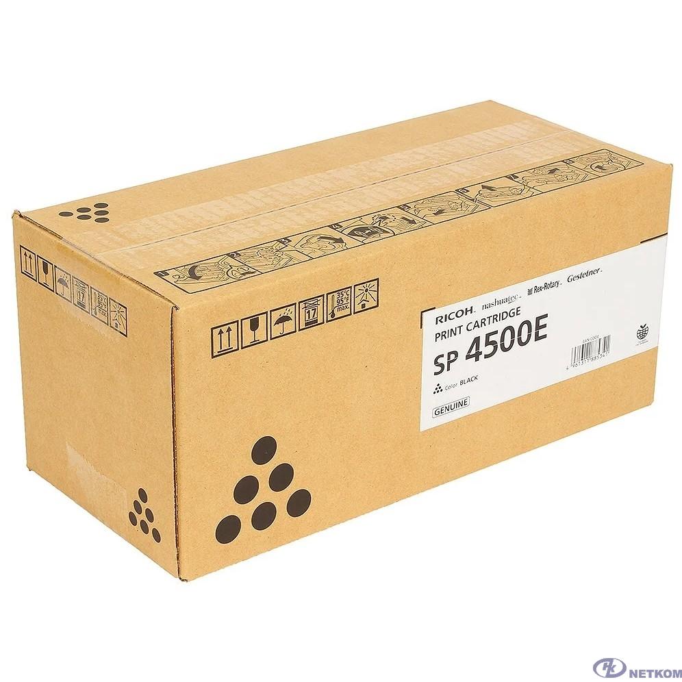 Ricoh Принт-картридж тип SP4500E {SP3600DN/SF/3610SF/4510DN/SF (6000стр) (407340)