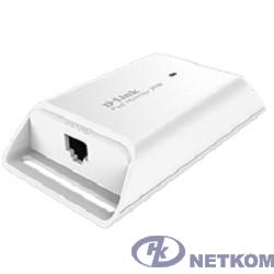D-Link DPE-301GI/A1A Гигабитный PoE-инжектор (выходное напряжение 54В DC) OEM