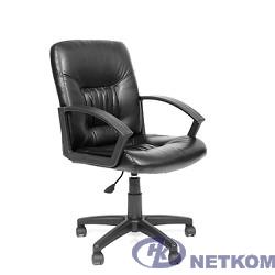 Офисное кресло Chairman  651 ЭКО черное ,  (6017829)
