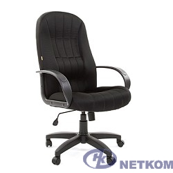 Офисное кресло Chairman  685  10-356 черный  ,  (1118298)