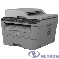 Brother MFC-L2700DNR МФУ, A4, 32Мб, 24стр/мин, факс, GDI, дуплекс, ADF35, LAN, USB, старт.картридж 700стр (MFCL2700DNR1)