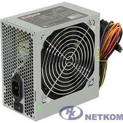Exegate EX244554RUS Блок питания 450W Exegate UN450, ATX, 12cm fan, 24+4pin, 6pin PCI-E, 4*SATA, 1*FDD, 1*IDE