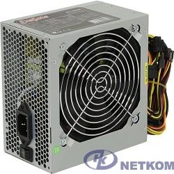 Exegate EX244555RUS Блок питания 500W Exegate UN500, ATX, 12cm fan, 24+4pin, 6pin PCI-E, 4*SATA, 1*FDD, 1*IDE