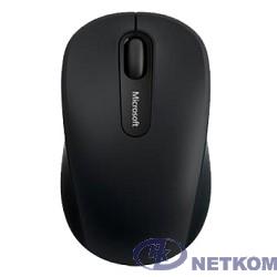 Мышь Microsoft Mobile 3600 черный оптическая (1000dpi) беспроводная BT (2but) [PN7-00004]