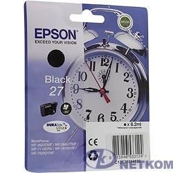 EPSON C13T27014020/22  I/C Black WF7110/7610 (cons ink)
