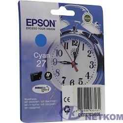 EPSON C13T27024020/4022  I/C Cyan WF7110/7610 (cons ink)