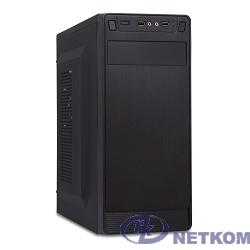 Exegate EX247938RUS Корпус Miditower Exegate AB-222 <Black, без БП, ATX, USB, Audio>