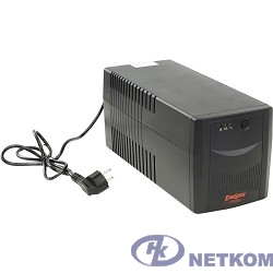 Exegate EP212518RUS ИБП Exegate Power  Back UNB-1000  <1000VA, Black, 2 евророзетки+2 розетки IEC320>