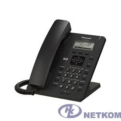 Panasonic KX-HDV100RUB – проводной SIP-телефон (черный)