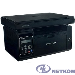Pantum M6500W МФУ лазерное, монохромное, копир/принтер/сканер (цвет 24 бит), 22 стр/мин, 1200 x 1200 dpi, 128Мб RAM, лоток 150 стр, USB/WiFi, черный корпус