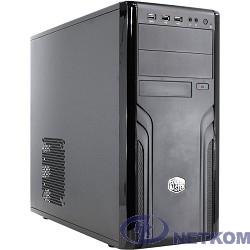 Cooler Master Force [FOR-500-KKN1]  Mid tower, USB 3.0 x 1, USB 2.0 x 2, 1xFan, Black, ATX, w/o PSU