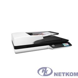 HP ScanJet Pro 4500 fn1 Network Scanner (L2749A) (CIS, A4, 1200dpi, 24bit, ADF 50 sheets, Duplex, 30 ppm/60 ipm, USB 3.0, GigEth.,1y warr, repl. SJ N6350 )