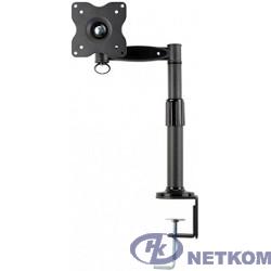 """Kromax OFFICE-1 для LCD монитора с диагональю 15""""-32"""", 3 ст. свободы, 3D вращение, VESA 75/100, 10 кг GREY"""