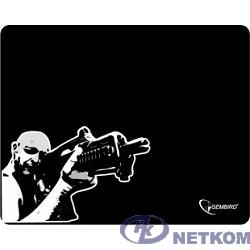"Коврик для мыши Gembird MP-GAME12, рисунок- ""снайпер"", размеры 250*200*3мм"
