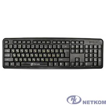 Клавиатура Oklick 130M черный USB [337077]