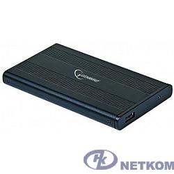 "Gembird EE2-U2S-5 Внешний корпус 2.5"" Gembird EE2-U2S-5, черный, USB 2.0, SATA"