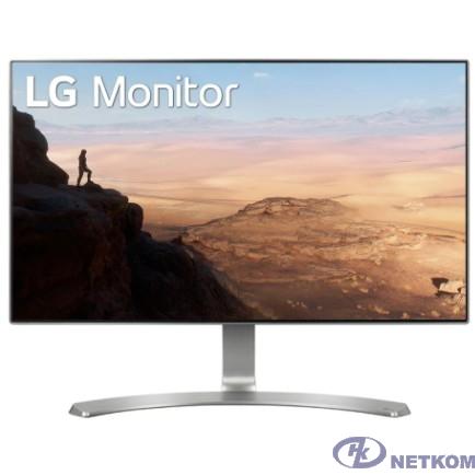 "LCD LG 23.8"" 24MP88HV-S Silver {IPS 1920x1080 5ms 250cd 1000:1 D-Sub 2xHDMI 2x5W}"