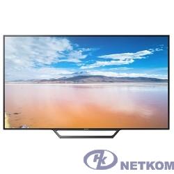 "Sony 32"" KDL32WD603 BRAVIA черный {HD READY/200Hz/DVB-T/DVB-T2/DVB-C/DVB-S/DVB-S2/USB/WiFi/Smart TV}"