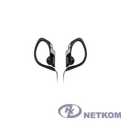 Panasonic RP-HS34E-K, Спортивные наушники черный