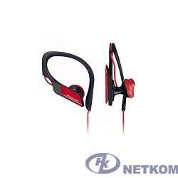 Panasonic RP-HS34E-R, Спортивные наушники красный