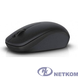 DELL WM126 [570-AAMH] Wireless Mouse, Black, USB