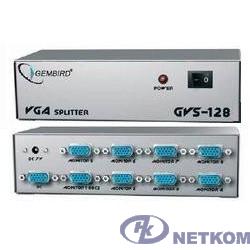 Gembird GVS128  Разветвитель сигнала VGA на 8 мониторов (Gembird/Cablexpert)