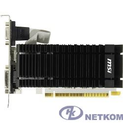 MSI N730K-2GD3H/LP RTL {nVidia GeForce GT 730 2048Mb 64bit GDDR3 902/1600 DVIx1/HDMIx1/CRTx1/HDCP}