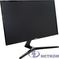 "LCD Samsung 27"" S27F358FWI черный {VA LED 1920x1080 4 ms 16:9 250cd 178гр/178гр HDMI DisplayPort}"