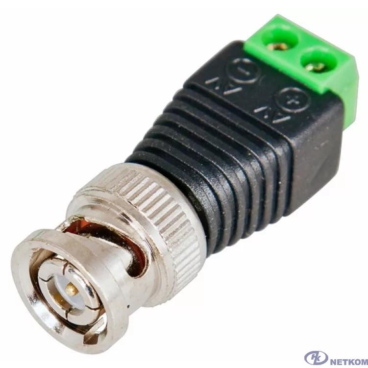 Proconnect (05-3076-4) РАЗЪЁМ  штекер  BNC  с клеммной колодкой