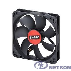 Exegate EX241638RUS Вентилятор ExeGate Mirage-S 140x140x25 подшипник скольжения, 1200 RPM, 25dB, 3pin