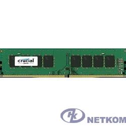 Crucial DDR4 DIMM 4GB CT4G4DFS824A PC4-19200, 2400MHz