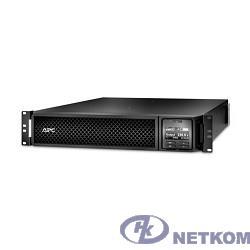 APC Smart-UPS SRT SRT3000RMXLI {On-Line, 3000VA/2700W, Rack/Tower, IEC, LCD, Serial, SmartSlot, подкл. доп. батарей }