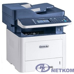 Xerox WorkCentre 3345V_DNI  {A4, Laser, 40ppm, max 80K pages per month, 1.5 GB, USB, Eth, WiFi}   WC3345DNI#