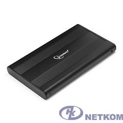 """Gembird EE2-U3S-5 Внешний корпус 2.5"""" Gembird EE2-U3S-5, черный, USB 3.0, SATA, металл"""