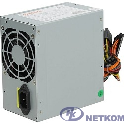 Exegate EX253683RUS Блок питания 450W Exegate AA450, ATX, 8cm fan, 24+4pin, 2*SATA, 1*IDE