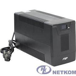 FSP DPV1000 PPF6001001 {Line interactive, 1000VA/600W,USB, 4*Shuko}