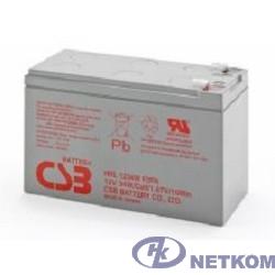 CSB Батарея HRL1234W (12V, 9Ah) (с увеличенным сроком службы 10 лет)