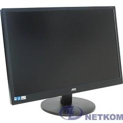 """LCD AOC 23.6"""" M2470SWH(/01) черный {MVA 1920x1080 5мс 16:9 178°/178° 250cd HDMI D-Sub 2x2W}"""