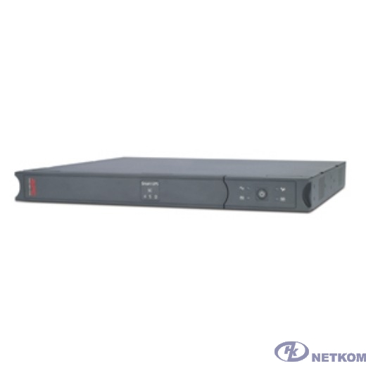 APC Smart-UPS SC 450AV SC450RMI1U {Line-Interactive, 1U Rack/Tower, IEC}
